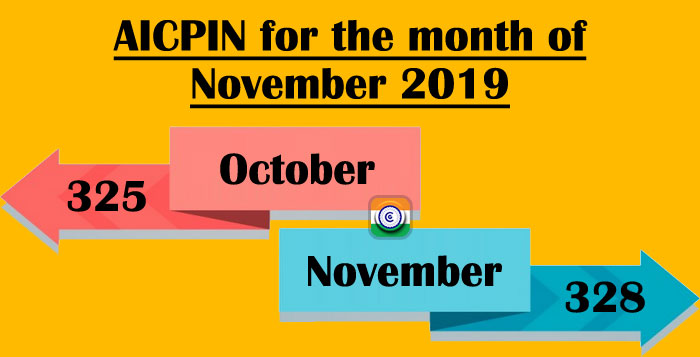 AICPIN November 2019 Central Government Employees