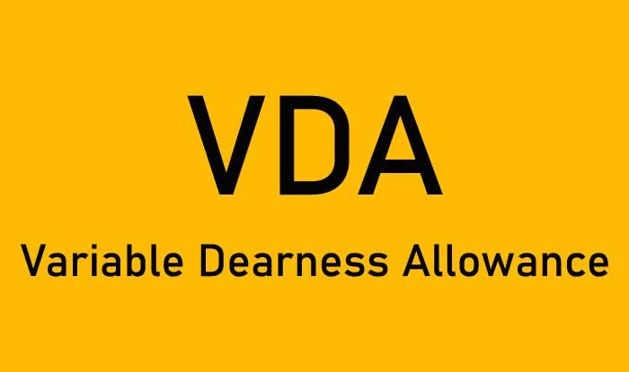 Variable Dearness Allowance - VDA