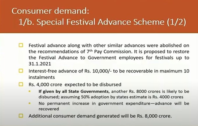 Central Government Employees FAQ No. 4 Special Cash Package in Place of LTC Fare