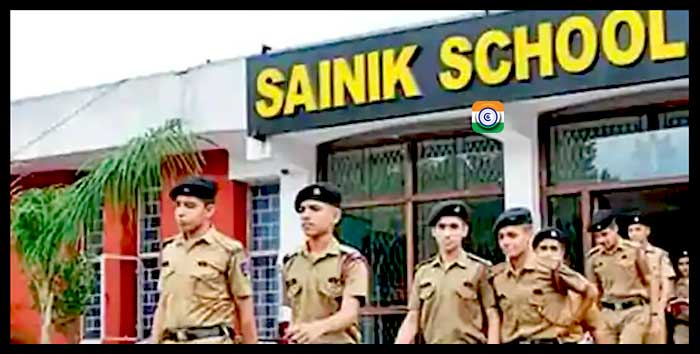 NGOs, private colleges, and state governments collaborate with the New Sainik Schools.