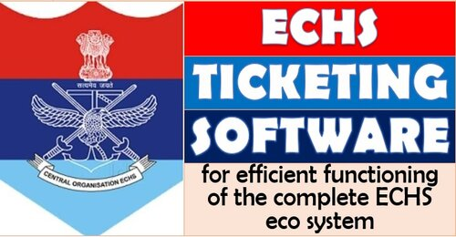 ECHS TICKETING SOFTWARE is needed to keep the entire ECHS eco system running smoothly.